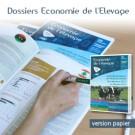 Dossiers Economie de l'Elevage - Abonnement 1 an version papier et électronique